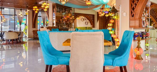 Ресторан Meziret, 1