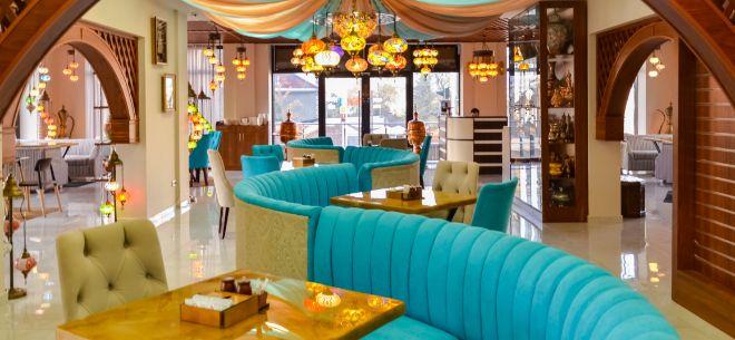 Ресторан Meziret, 7