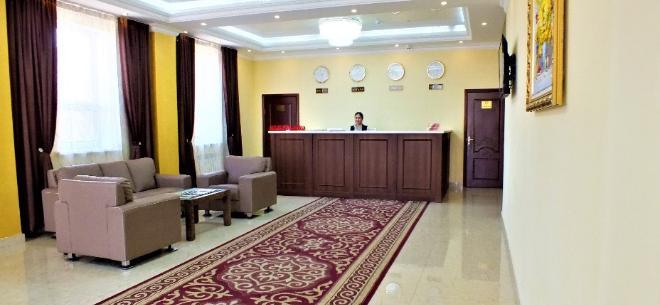 ГостиницаATLAS в г. Нур-Султан, 8