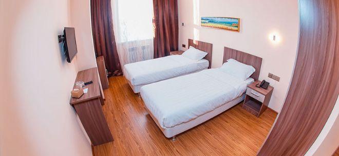 ГостиницаATLAS в г. Нур-Султан