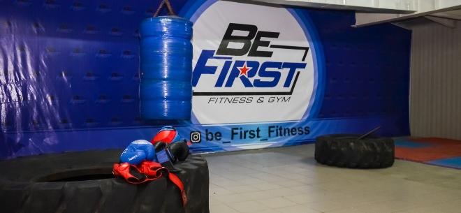 Фитнес-клуб Be First, 3
