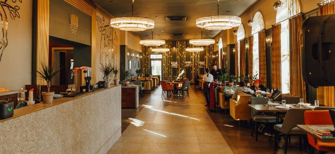Ресторан Aral, 2