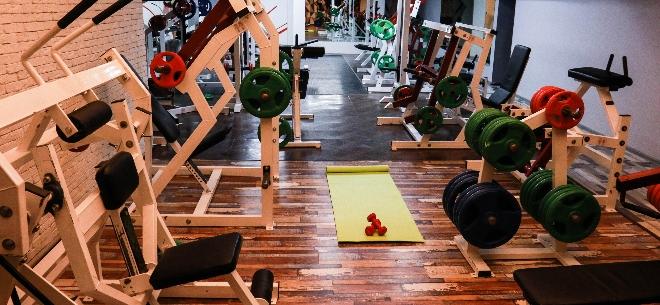 Barbell Gym, 5