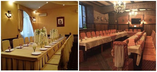 Ресторан Georgian House, 6