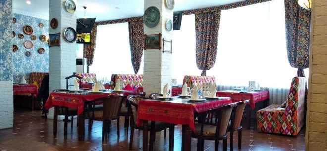 Ресторан «Кок Чай», 1