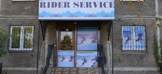 Rider Service, 10