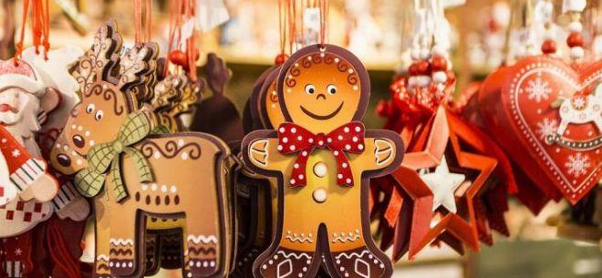 Ярмарка «Christmas Fair»