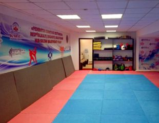 Традиции для всех! Занятия в секции каратэ-до Кёкусинкай для детей с 4 лет в спортивном клубе «Сункар» со скидкой до 65%!