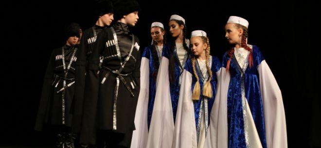 Школа танцев «Долина Кавказа», 1
