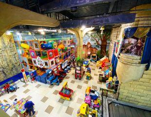 Столько интересного! Батуты, лабиринт, автодром и другие аттракционы в парке развлечений Happylon в ТРЦ Mega Planet! Посещение без ограничений со скидкой 50%!