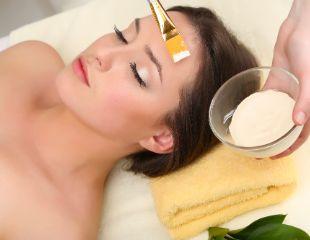 Люби кожу, в которой ты живешь! Ультразвуковая чистка, пилинги и массаж для лица от мастера Жазиры в салоне Glamour со скидкой до 73%!