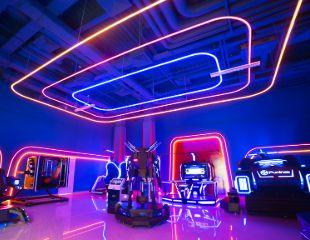 Ощути будущее на себе в парке виртуальной реальности Rift VRPark в ТРЦ Moskva скидкой до 46%!