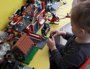 Посещение игровой комнаты со скидкой 30% для детей Lego Go!