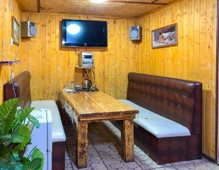 Посещение бани на компанию 5-10 человек в комплексе «Сауна на дровах» со скидкой 50%!