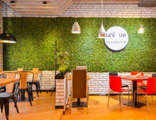 Рамен-ломиан с говядиной, крылья «Янем чикен» и ароматный чай со скидкой 50% в сети ресторанов быстрого питания UNIQUE Roll's Bar Protesto!