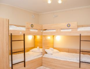 Для тех, кто ценит уют! Проживание от 1 до 30 дней в хостеле 5roomshostel на Весновке со скидкой 50%!