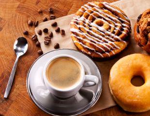 Потрясающе вкусные напитки для тебя! Скидка 100% на кофе и чай на выбор в кофейне Coffee IN!