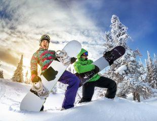 Зимний активный отдых для всех семьи! Прокат горнолыжного снаряжения, коньков, тюбинга и сноубордов со скидкой до 50% в спортивном магазине 7sport.kz!