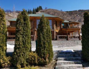 Отдохните в потрясающе красивом месте! Проживание в доме из экологически чистого соснового бруса на Кок-Жайлау со скидкой 50%!