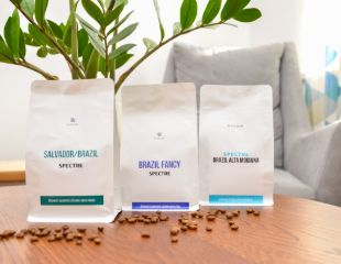 Новые эмоции от любимого напитка! Кофе свежей обжарки из разных уголков планеты от Spectre Coffee со скидкой 50%!