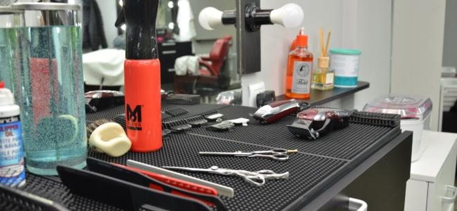 Men's hair studio SENIOR, 4