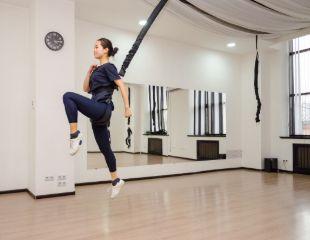 Безграничная свобода от ограничений! Первый официальный представитель Bungee Fitness в Казахстане со скидкой до 51%!