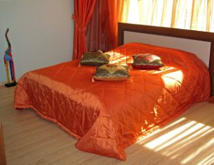 Тематические номера: Африка, Англия, Греция, Япония, Египет и Индия! Проживание и завтрак на двоих в апартамент-отеле VIP House Nursultan со скидкой 50%!