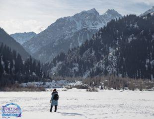 Удивительный Тур на Иссыкское озеро со скидкой 18% от компании «Туризм Казахстана»!