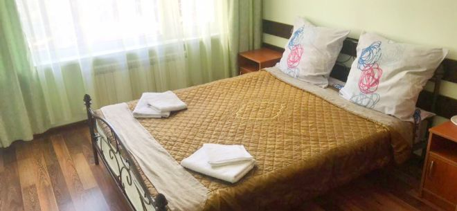 Гостиница Жайлау , 1