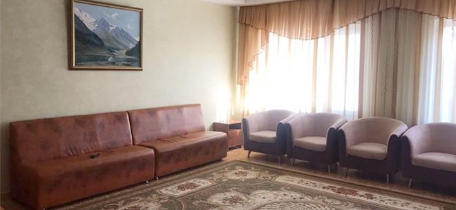 Гостиница Жайлау , 2