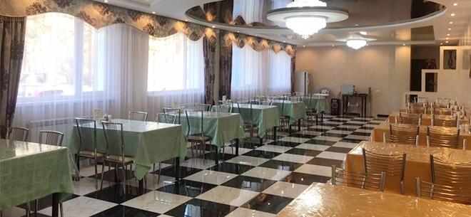 Гостиница Жайлау