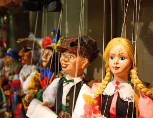 Скидка 40% на посещение спектаклей «Сотқар ешкі» и «Алдар көсенің айласы» на казахском языке в Государственном театре кукол!