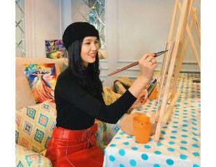 Раскрой свой талант живописца! Мастер-класс по акриловой живописи от SimpleART со скидкой 30%!