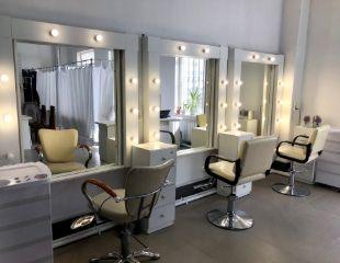 Выбери свой стиль! Дневной, вечерний, арабский, голливудский и др. виды макияжа в салоне красоты Aisu со скидкой до 50%!