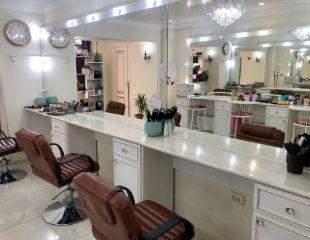 Чистая красота! Услуги макияжа и обучение искусству макияжа в салоне красоты Rayana!