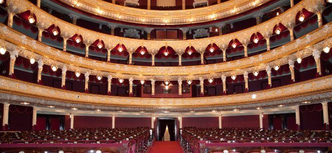 Театры Казахстана