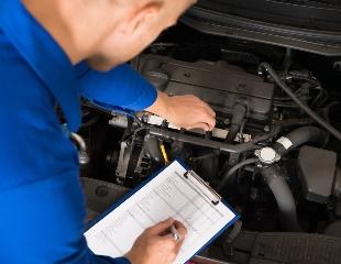 Важнее всего — безопасность! Технический осмотр автомобилей, грузовиков, мотоциклов и прицепов в СТО на Кунаева в мкр. Калкаман-2 со скидкой до 60%!
