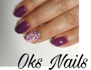 Стильный подход! Маникюр и педикюр, а также наращивание ногтей в студии красоты VIva KZ со скидкой до 61%!