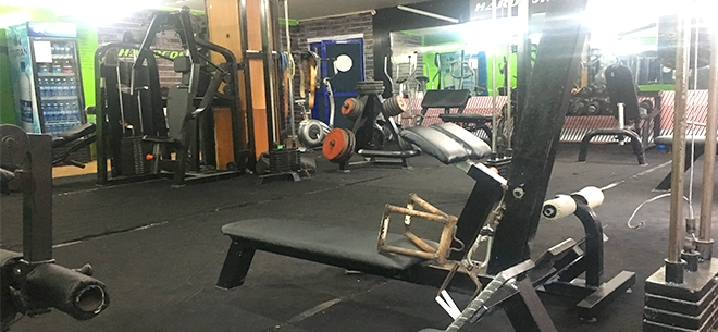 Тренажерный зал Hardcore Gym