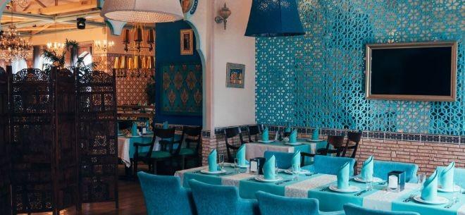 Ресторан «Бахчи-Сарай»