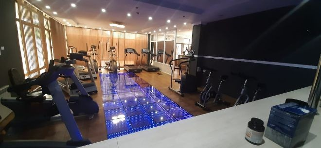 Фитнес-клуб Be First