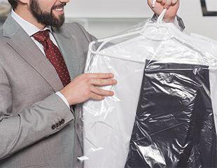 С заботой о Ваших вещах! Чистка различных предметов одежды на итальянском оборудовании в химчистке Arai со скидкой 50%!