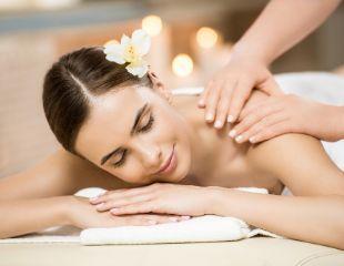 Здоровье тела и духа! Классический, расслабляющий, лимфодренажный и другие виды массажа в салоне эстетики тела Grace со скидкой до 65%!