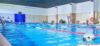 Sport complex Qazaqstan
