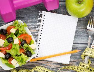 Разработка персональной программы питания и тренировок для похудения от школы правильного питания Slim Club со скидкой до 92%!