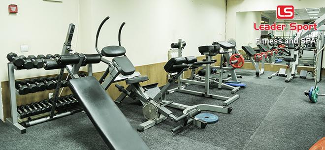 Leader Sport fitness club SPA