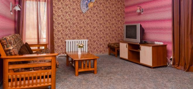 Зона отдыха Weekend Renovacio в Алматы