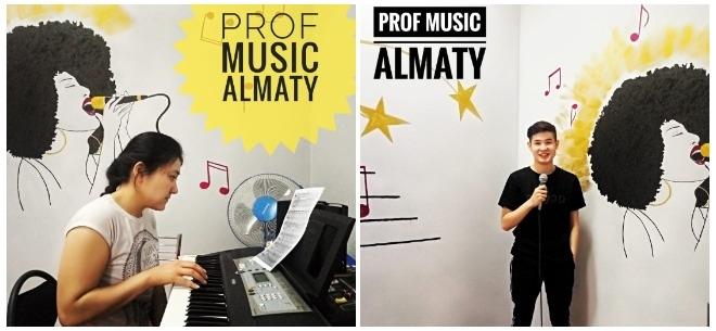 Prof Music Almaty