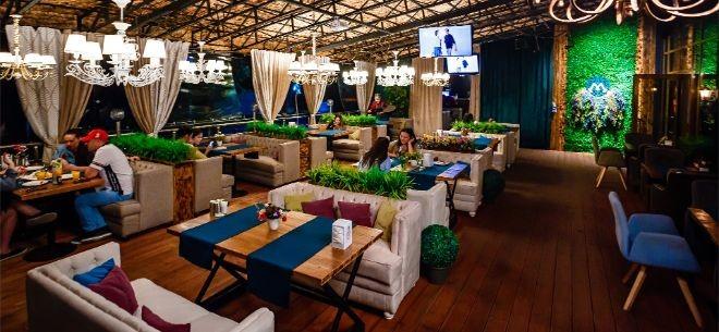 Лаундж-бар «Мята»