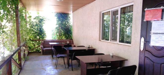 Пансионат «Зеленая крыша» на Алаколе
